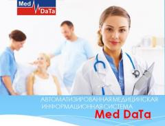 Med DaTa - medical information system