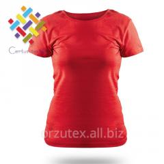 T-shirt female (100% cotton) Wholesale