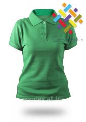 Рубашки поло женские 180 гр/м2 Оптом