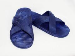 Man's summer bedroom-slippers