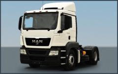 Truck tractor MAN TGS 19.400 (comfort)