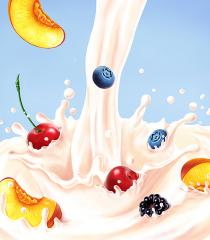 Yogurts frui