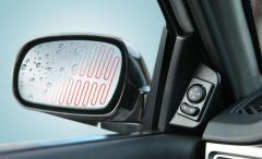 Heating of lateral mirrors of the car Nexia