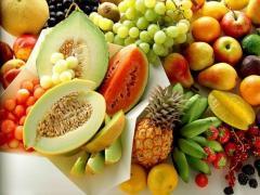 Пюре с одного вида фруктов и овощей и микс в
