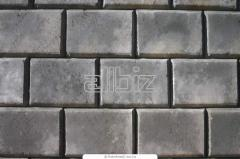 Blocks are wall foam-concrete