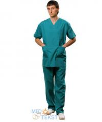 Комплект мужской медицинский Артикул: M-2012