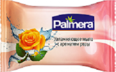 Soap perfectly clears, softens and calms skin,