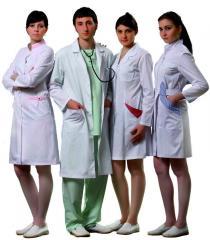 Одежда для Медицины и Фармацевтики