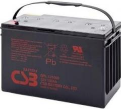 Batteries accumulator GPL-121000-100 Ah