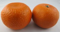 Tangerine artificial