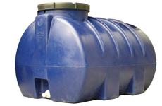Horizontal volume of 10000 liters