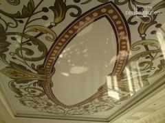 Натяжной потолок,Фрески
