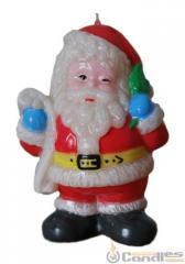 Candle Santa Claus. Article: 93