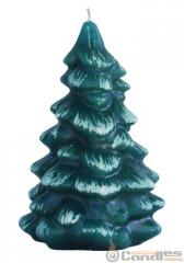 Candle Fir-tree fluffy midi. Article: 97