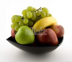 Свежие фрукты