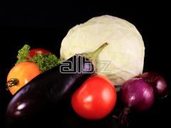 Овощи органические