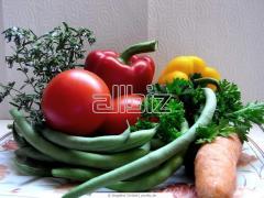 Овощи тепличные