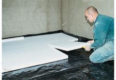 Polyfoam for a floor