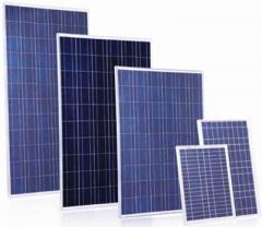 Солнечные панели - Quyosh panellari от 20Вт до 250Вт.