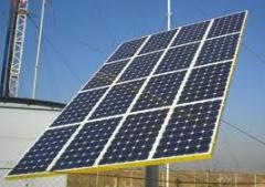 Equipment of renewable energy resources