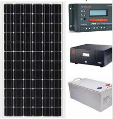 Комплектующие для солнечных систем