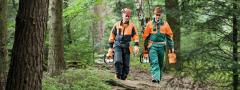 Защитная одежда лесохозяйственная