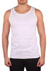 Undershirts are man's