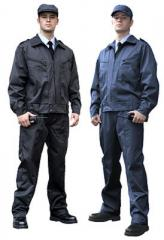 Security guard's suits