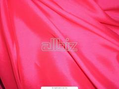 Ткани подкладочные шелковые
