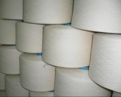 Yarn of 100% cotton weaver's cord