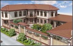 Проекты загородных и дачных домов, коттеджей