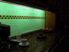 Finishing tile - glowing in the dark., state: new.