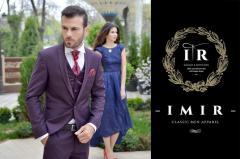 Men's suit 107
