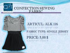Dress knitted art 116