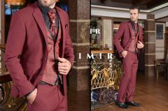 Мужской костюм 105