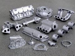 Products from aluminum under the order