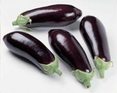 Eggplant decorative