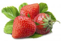 Strawberry decorative