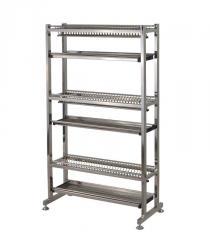 Racks, racks metal, racks for drying of ware