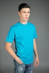 T-shirt man's monophonic M-3