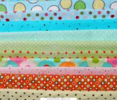 Fabrics polotenechny cotton