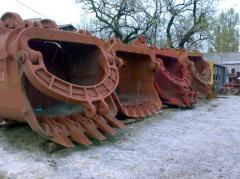 Узлы гидравлики для горно-шахтного оборудования