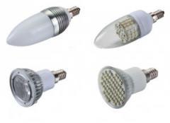 Лампы светодиодные для дома