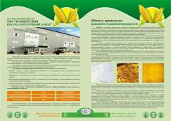 Corn Starch of the Premium Production Kazakhstan.