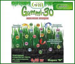 GUMMI-30 fertilizers (structure humate of sodium