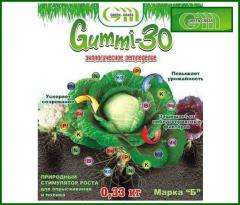 GUMMI-30 fertilizers (structure humate of sodium