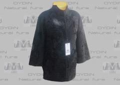 Fur coats, short fur coats, coat from natural fur