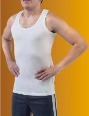 Undershirt man's Cotton of 100% model 05