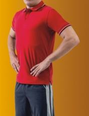 T-shirt polo man's Lacoste model 02