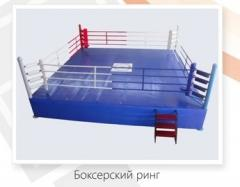 Boxing ring (7,2х7,2)